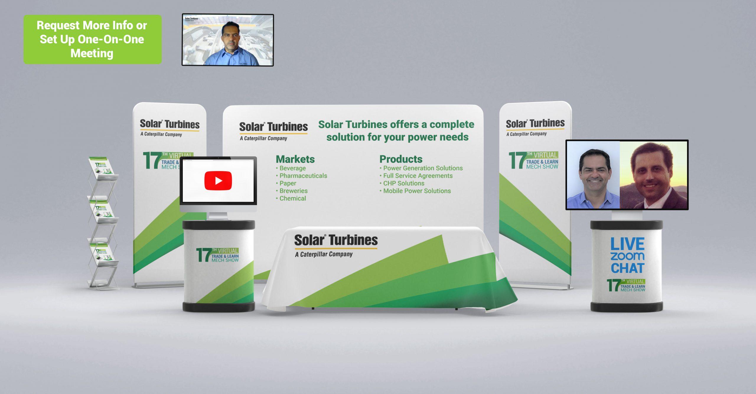 Solar Turbine (VIBRA)